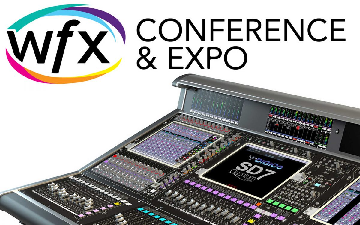 DiGiCo Reveals SD7 Quantum and More at WFX Expo