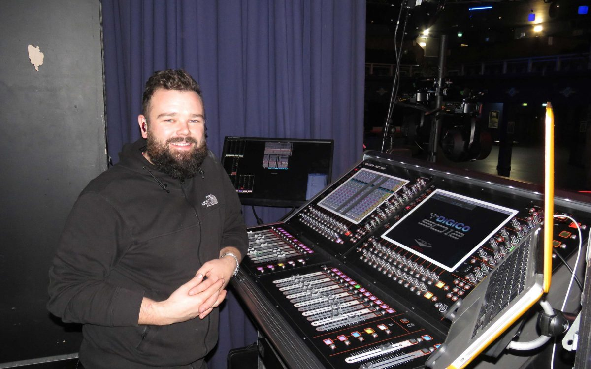 Anne-Marie Relies On DiGiCo All Around The Globe