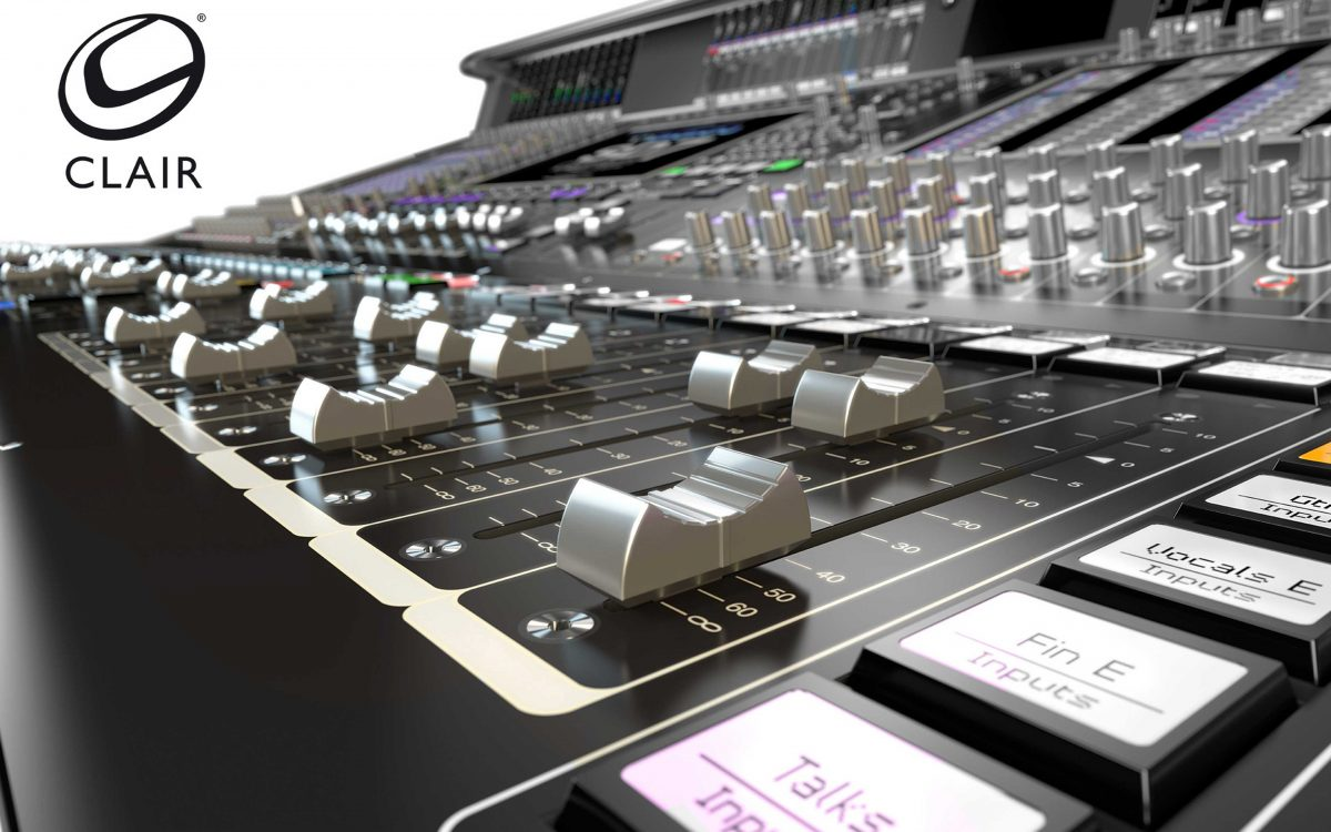 CLAIR Global Hits The Road With DiGiCo's New Quantum Engine