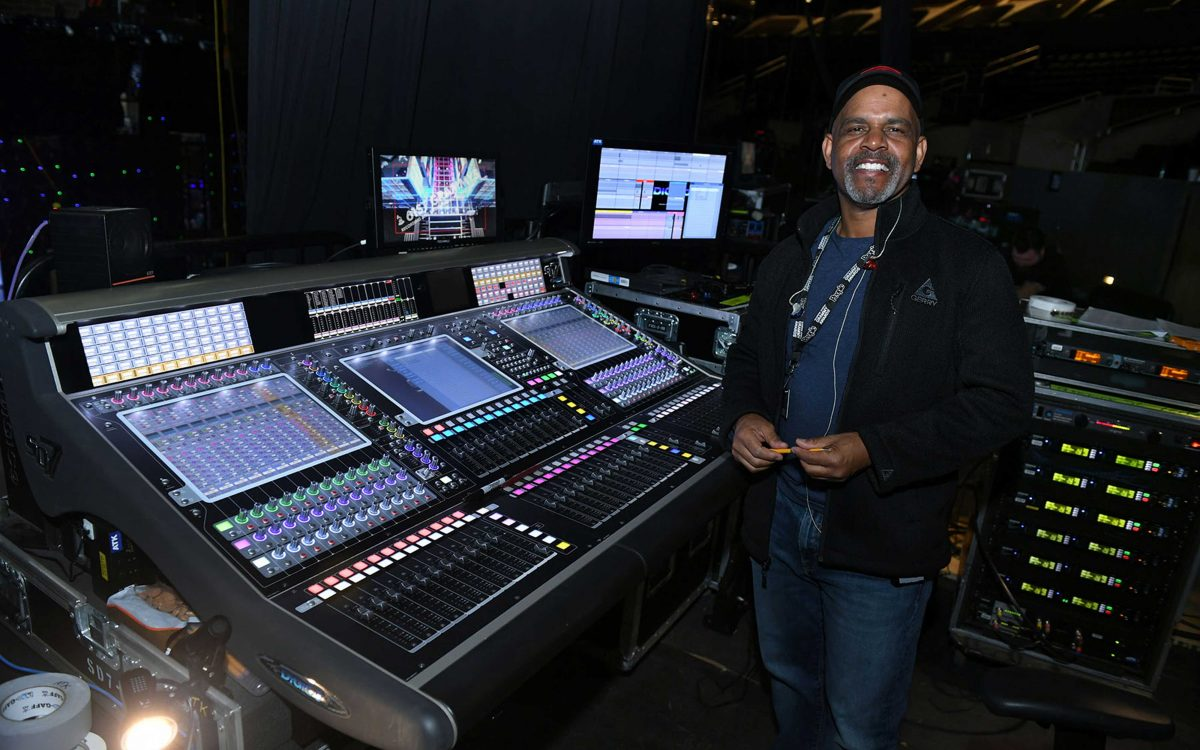 DiGiCo SD7 Consoles Have Live Sound At The Grammy Awards Covered