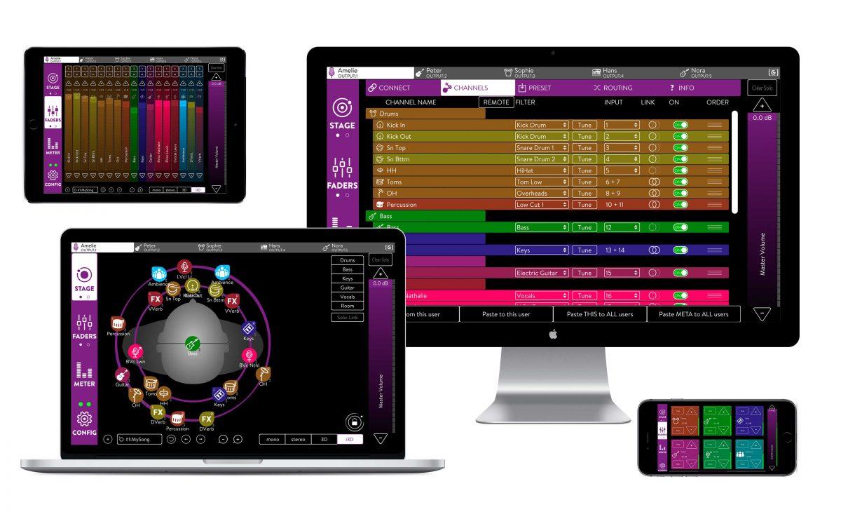 KLANG:app - DiGiCo
