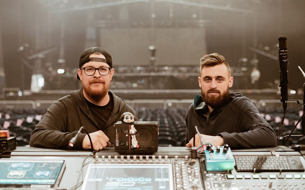 "DiGiCo Helps Kane Brown ""Live Forever"""