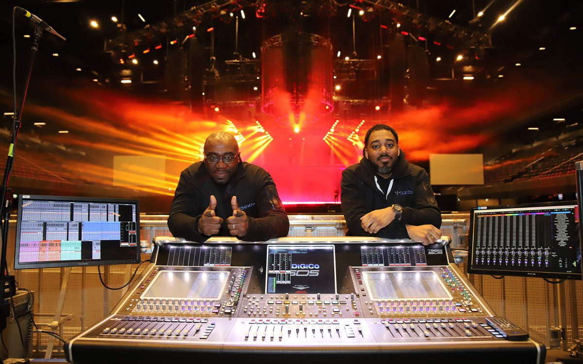 DiGiCo Treats Nicki Minaj Like a Queen on Her Nicki WRLD Tour
