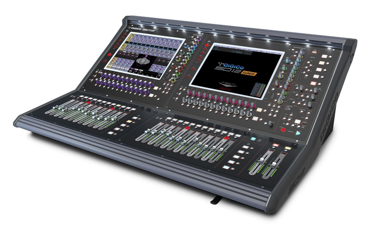 DiGiCo Exhibits New DMI Option, SD Software Upgrades, and KLANG Integration at NAB 2019