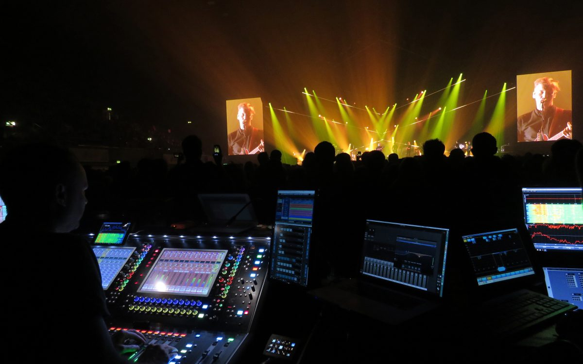 No Looking Back For George Ezra's DiGiCo Package