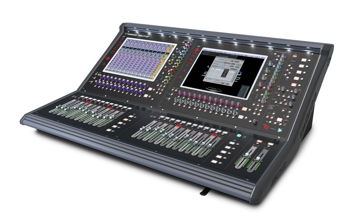 See DiGiCo KLANG Integration and S-Series Stage48 System at Prolight + Sound 2019