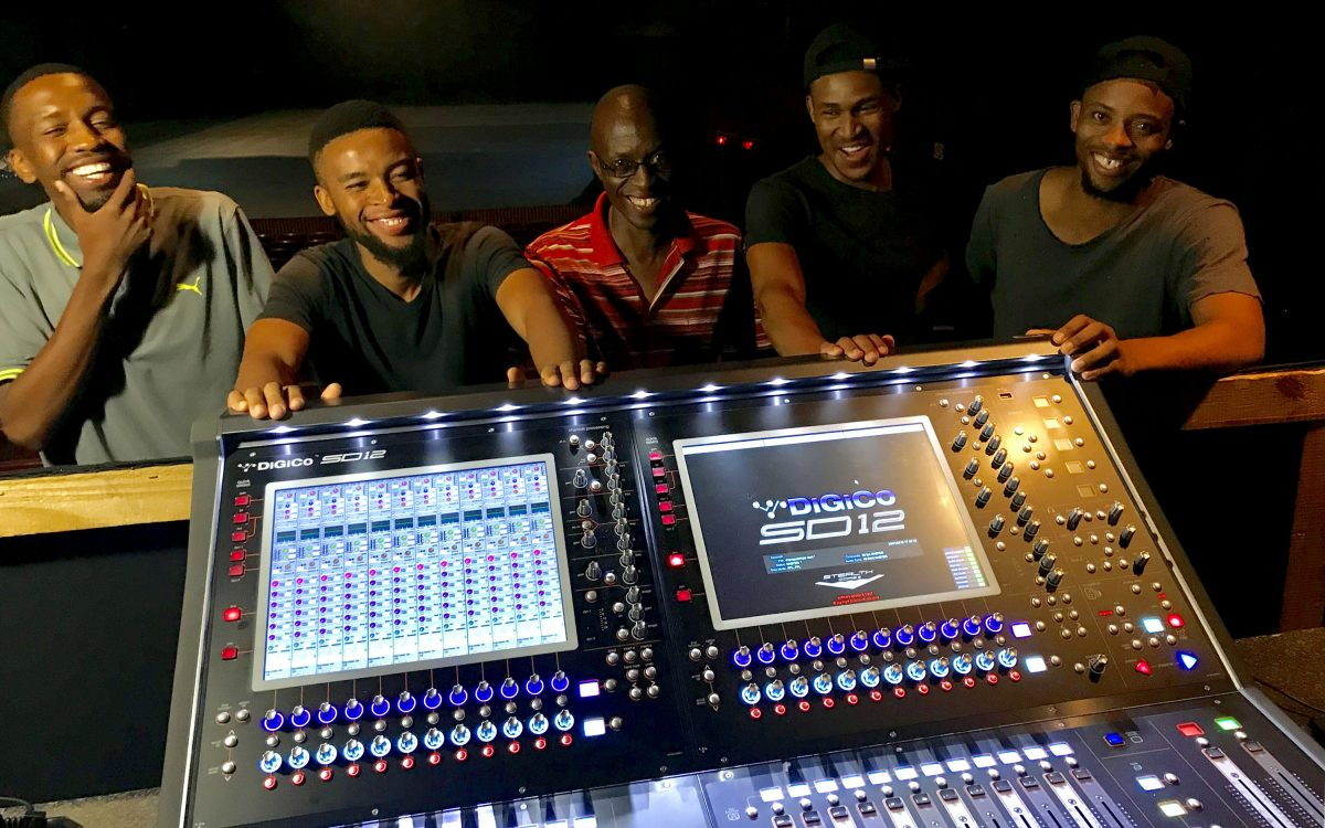 South African State Theatre Invest In DiGiCo And Training