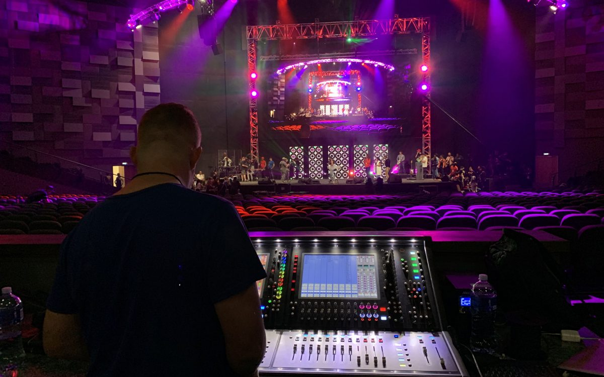 CRC invest in trusty DiGiCo