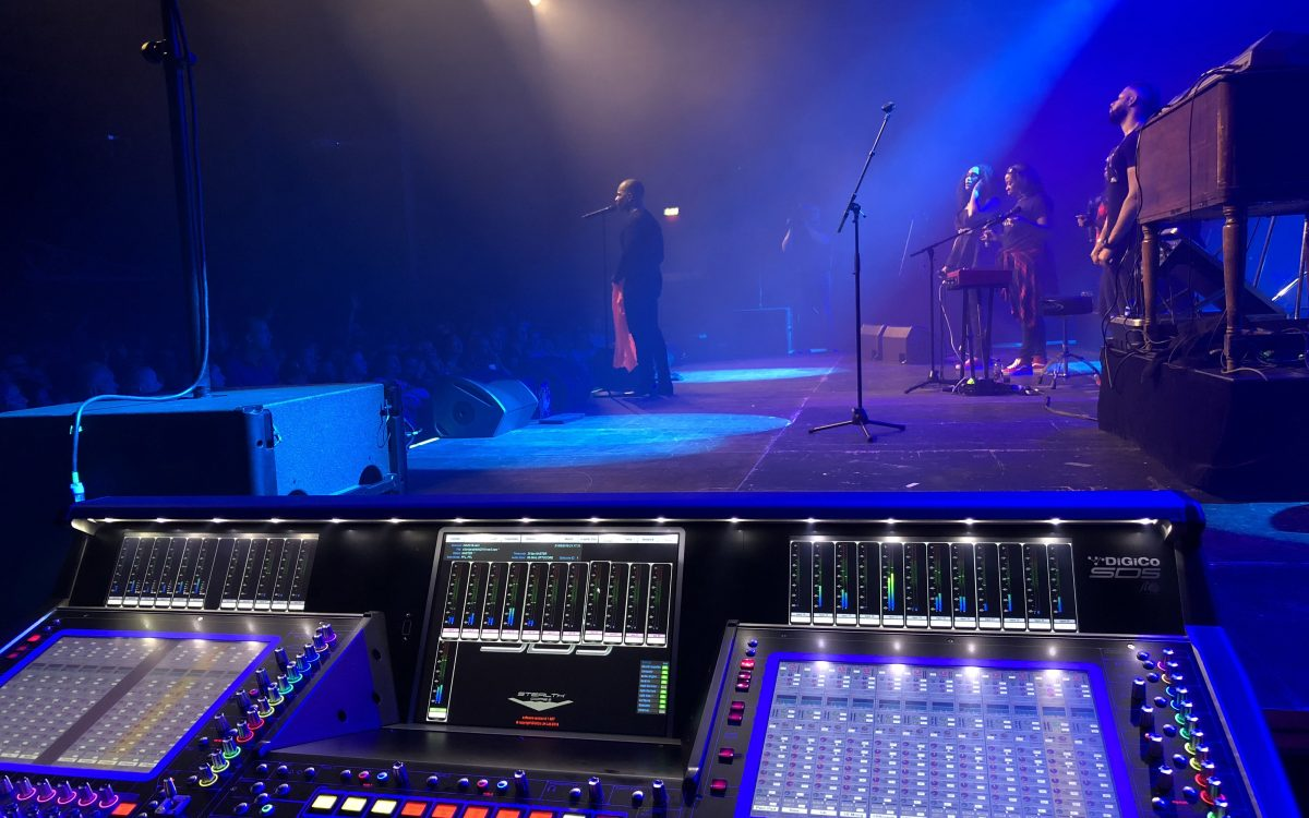 JLE Audio AB invests in DiGiCo