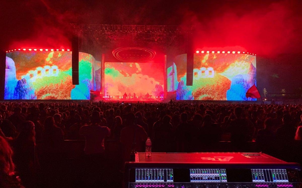 DiGiCo Celebrates Coachella's 20th Anniversary in Style