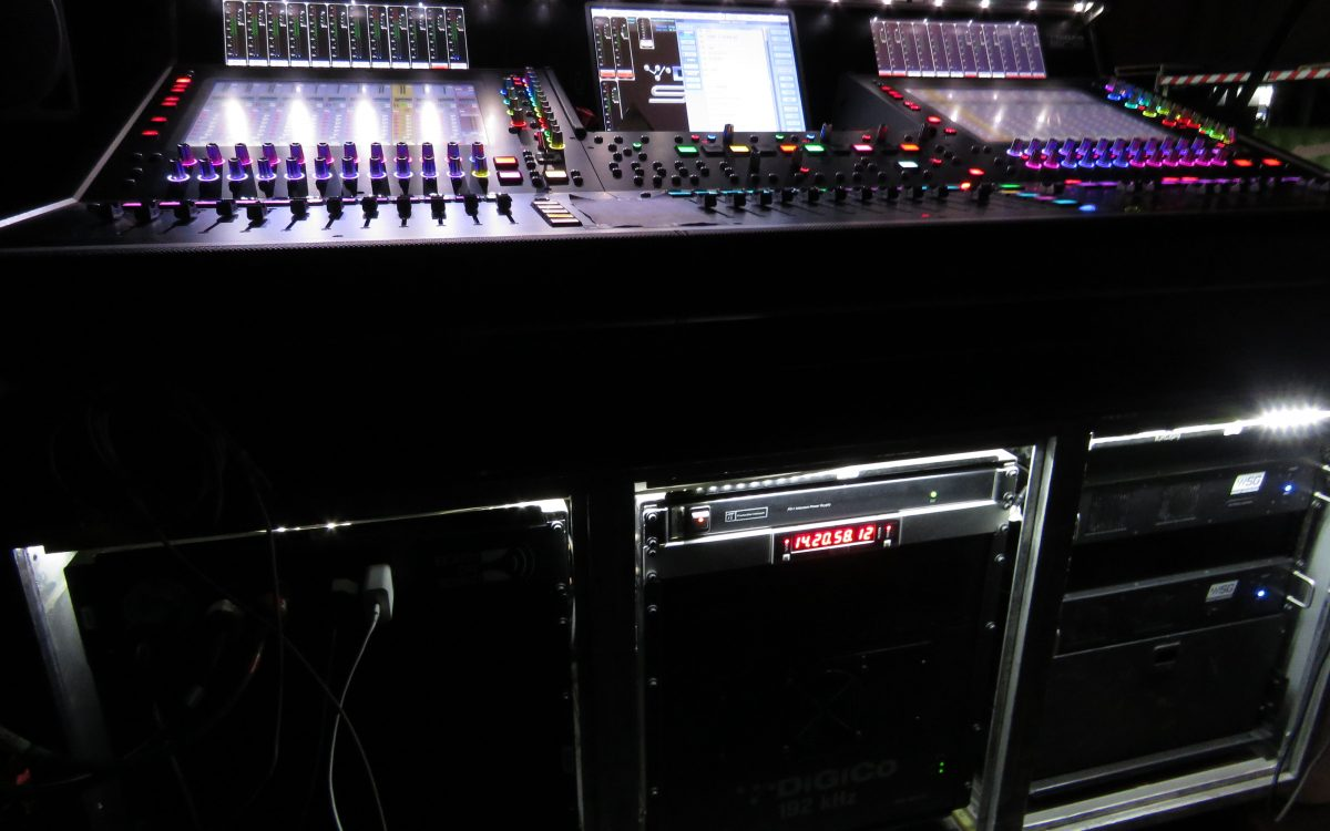 Drake Assassination Vacation tour upgrades to DiGiCo SD7 Quantum