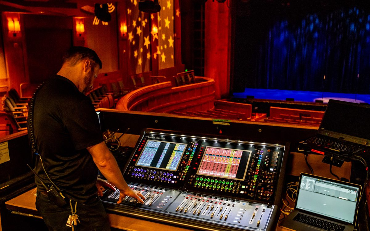 DiGiCo Helps Intimate Vilar Performing Arts Center Achieve Grand Ambitions