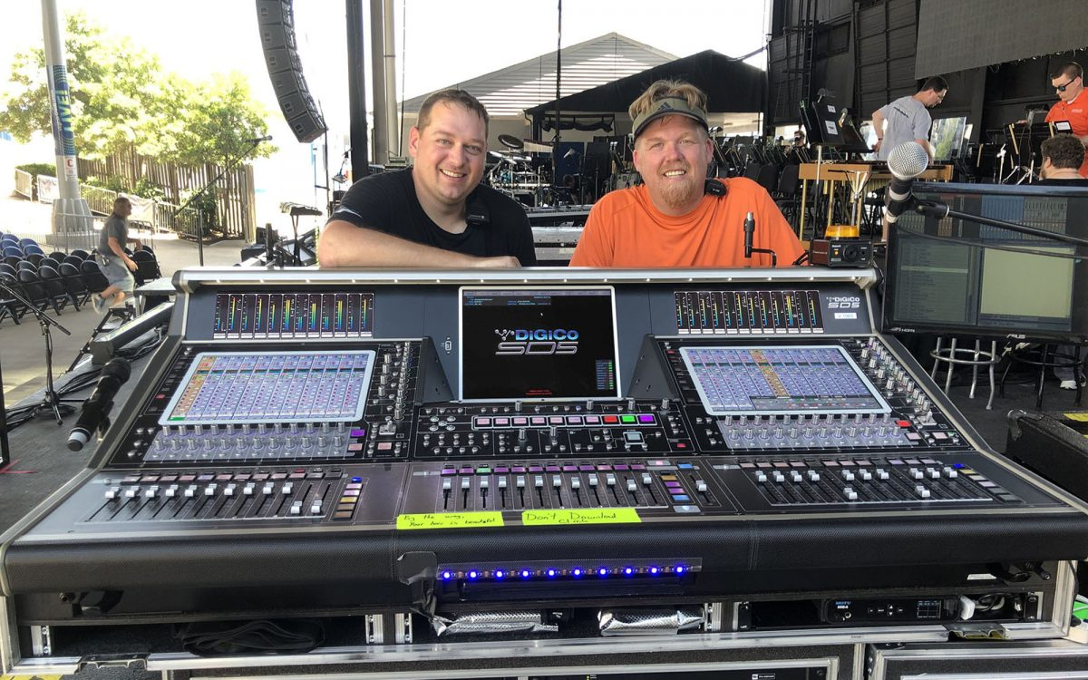 """Weird Al"" Yankovic Hits the Road with ""Strings Attached"" and a Pair of DiGiCo SD5 Consoles"