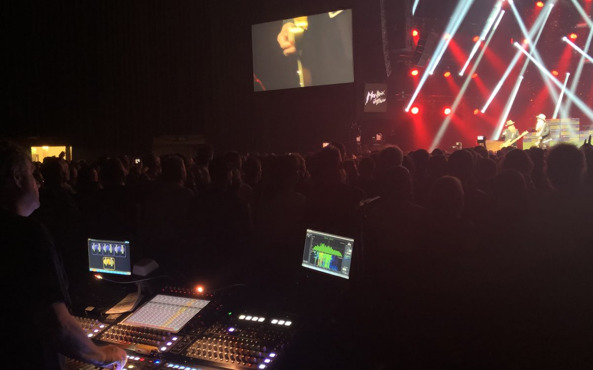 DiGiCo makes Quantum leap at Montreux jazz festival