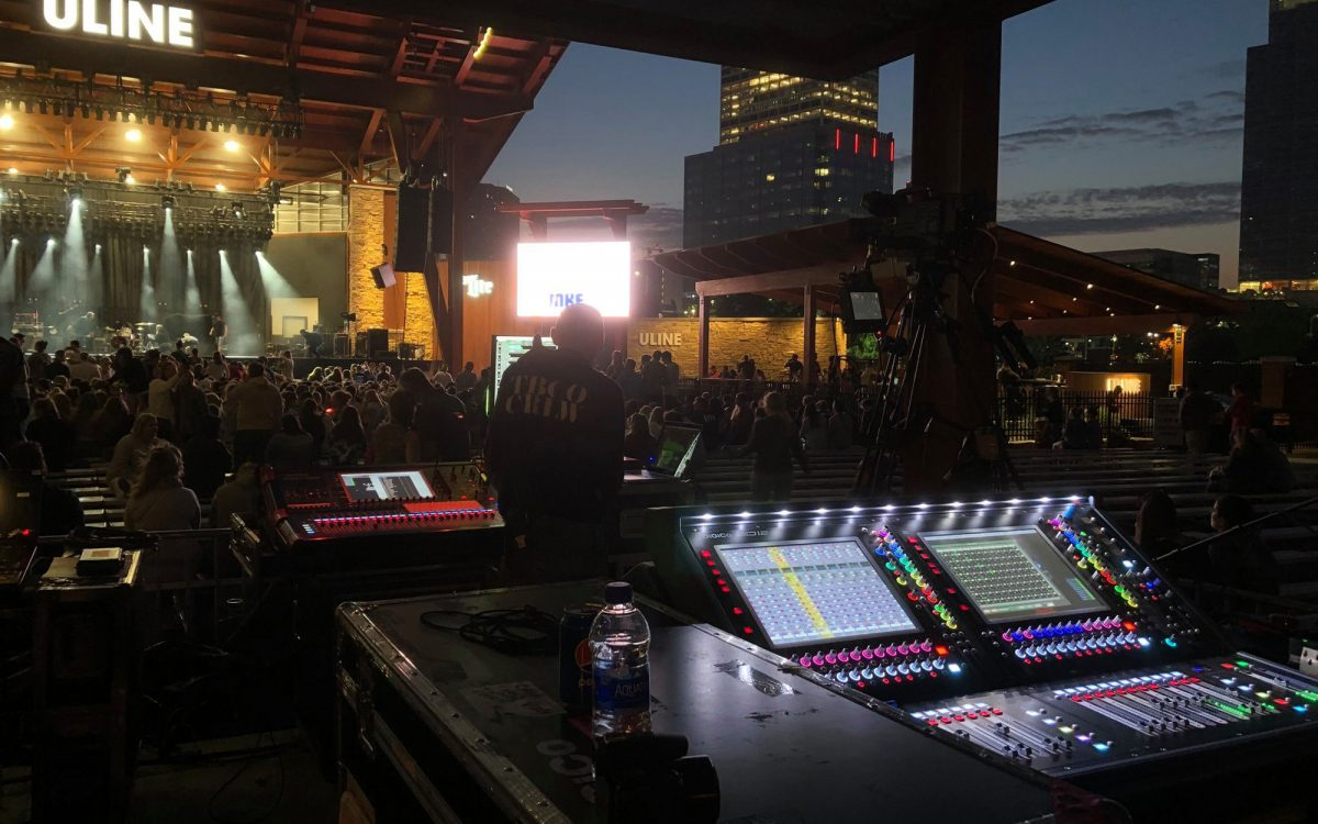 Summerfest 2019 is Hotter Than Ever Thanks to Clearwing and DiGiCo