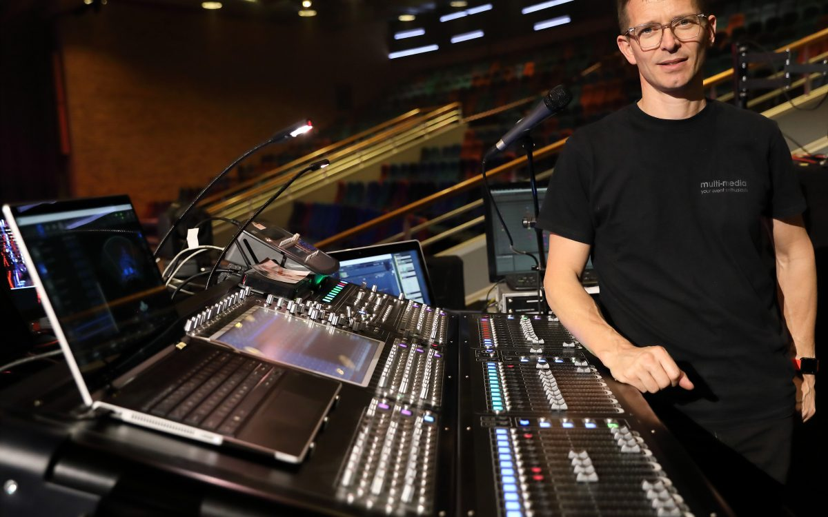 The Voice South Africa hears the future of sound with DiGiCo and L-ISA
