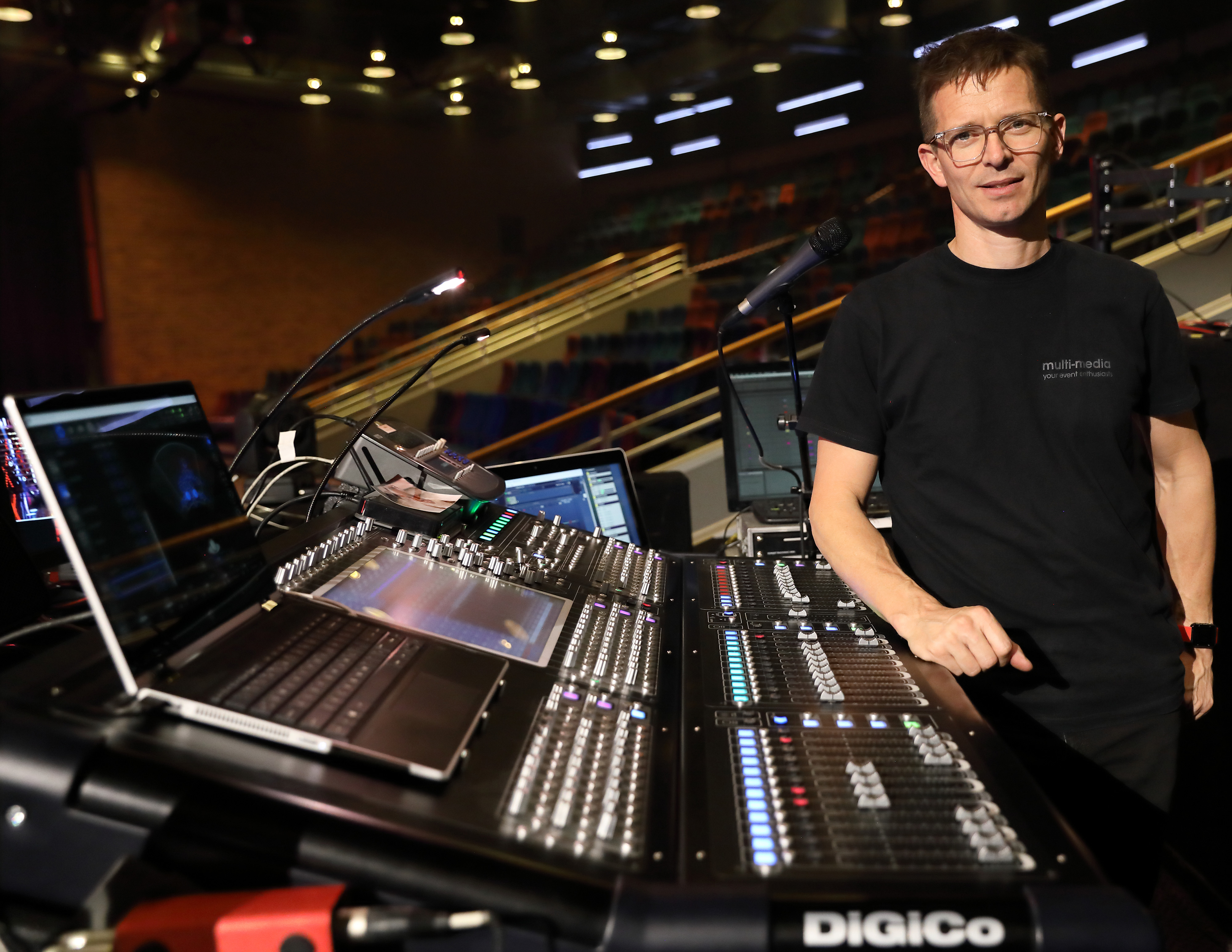 The Voice South Africa hears the future of sound with DiGiCo