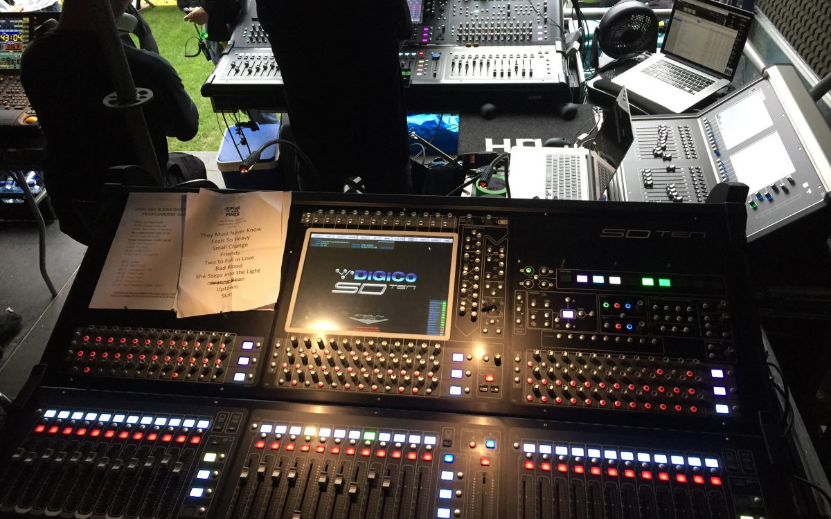 Ireland's Acoustik Invests in DiGiCo