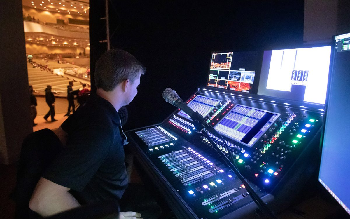 Idlewild Baptist Church Turns to DiGiCo for Live Services, Broadcast, and Teaching Applications