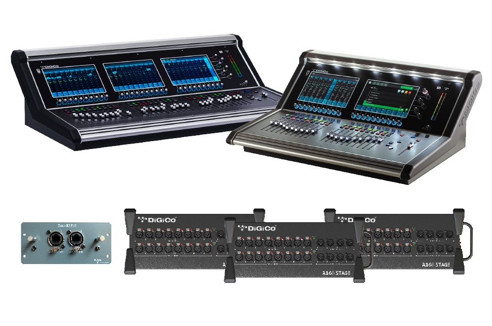 S-Series Stage 48 Systems US