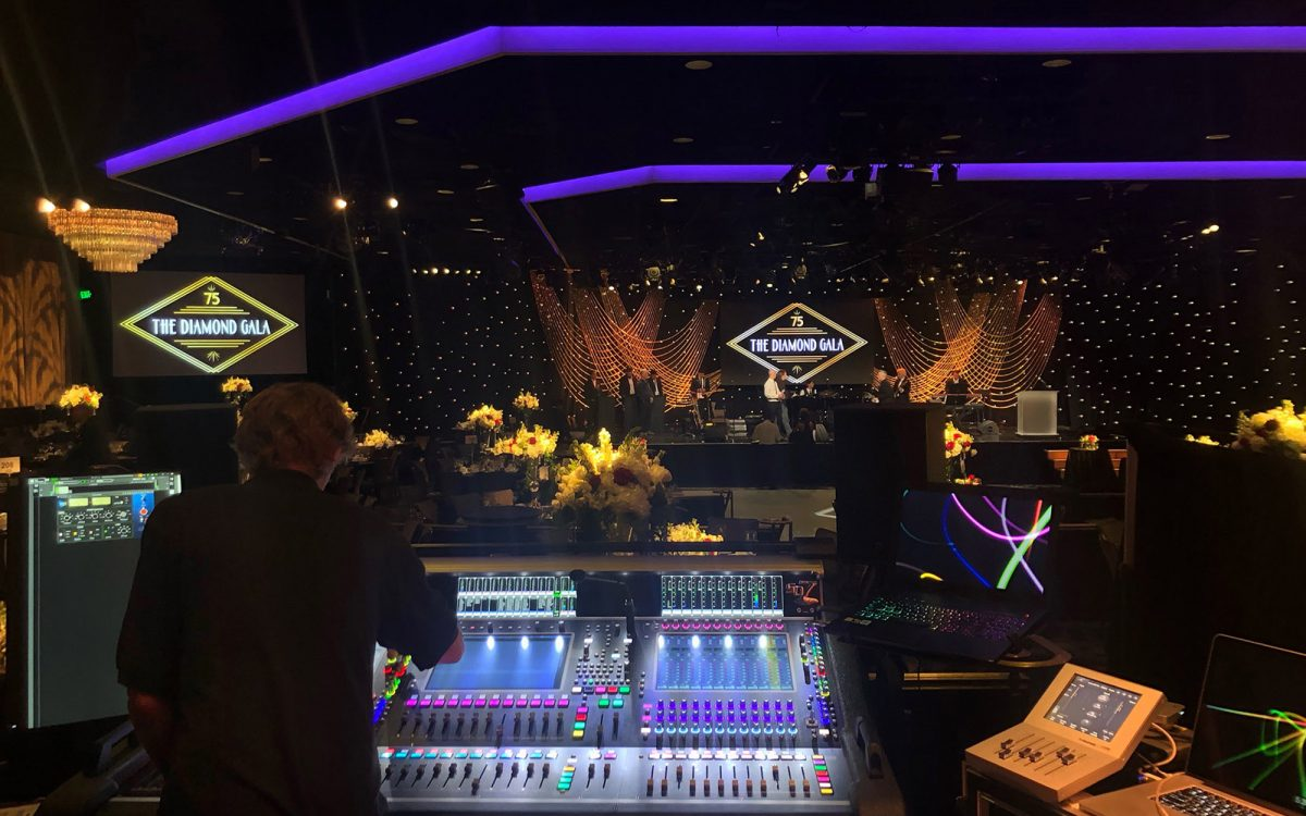Design Sound and DiGiCo: Always Seen and Heard Together in the Best of Places