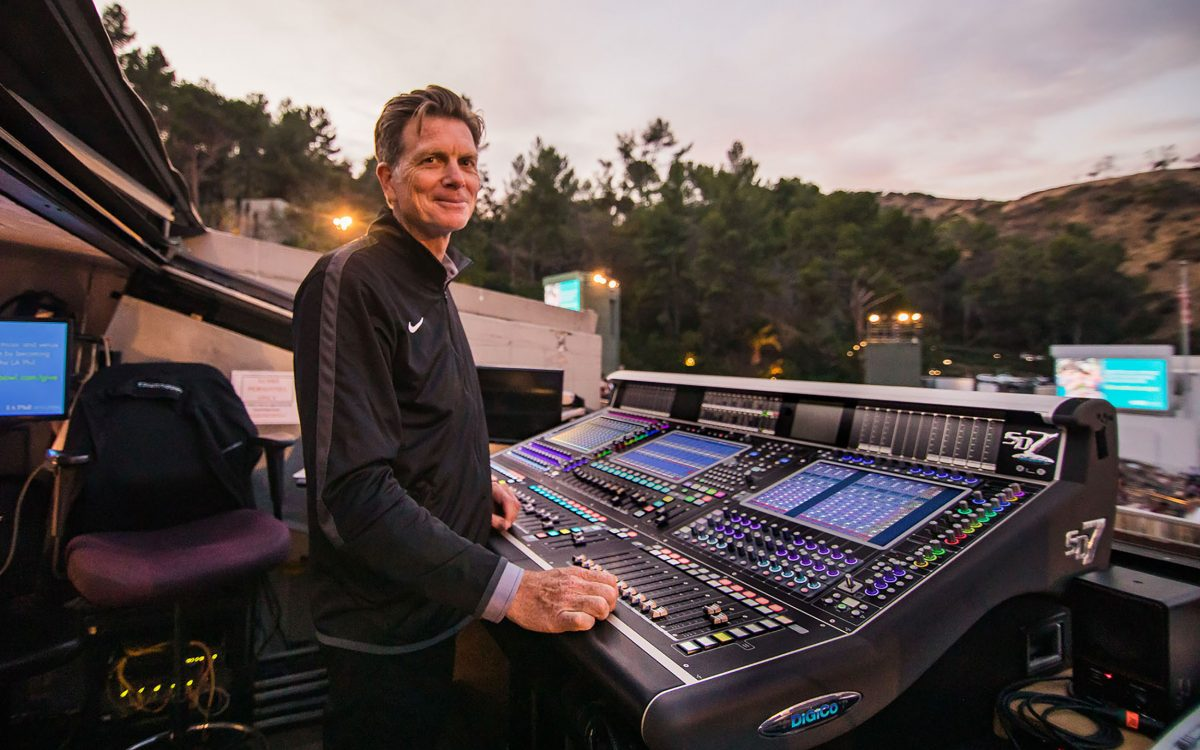 Historic Hollywood Bowl Embraces the Future with Quantum Tech