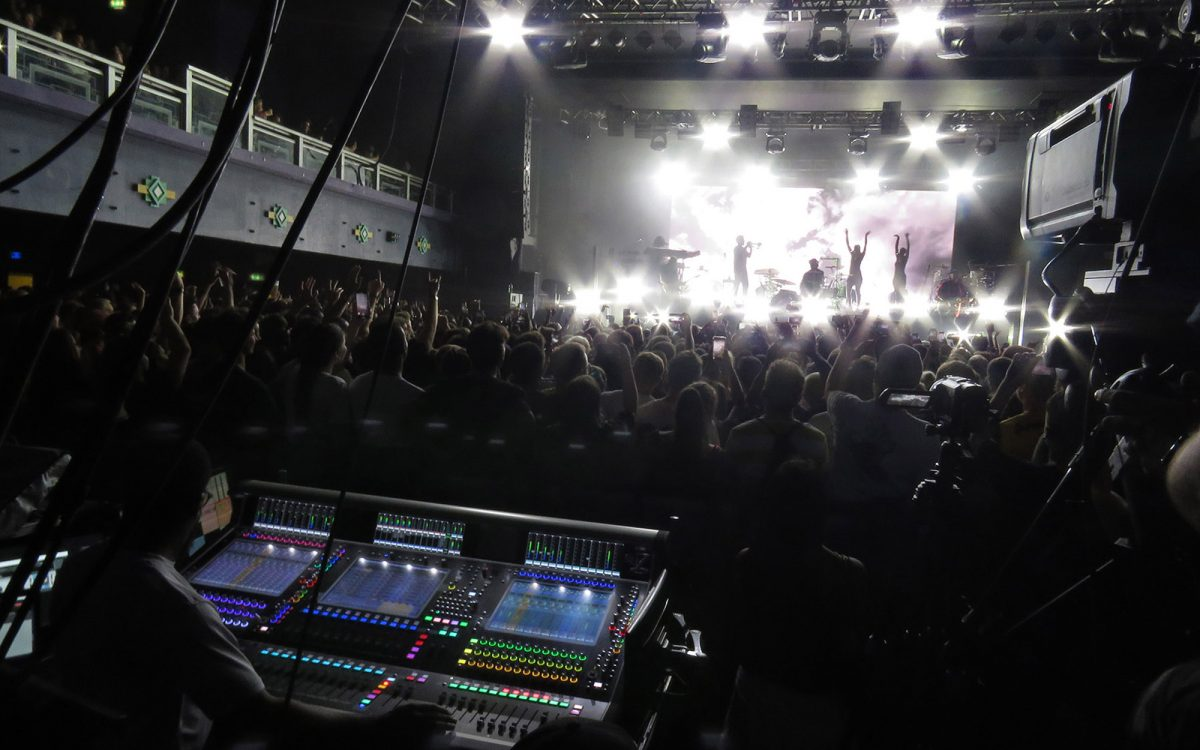 DiGiCo Supplies The One-Two Punch For Anderson .Paak On Tour