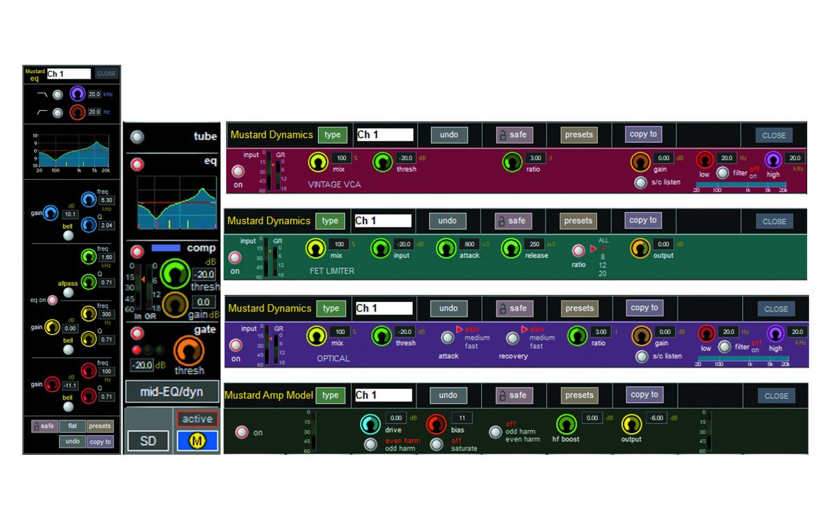 DiGiCo Spotlights New Software Enhancements and More at AES 2019