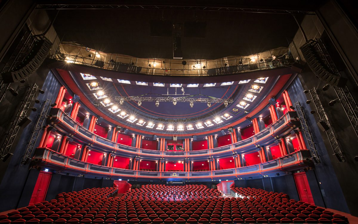Teatr Muzyczny Roma Installs DiGiCo