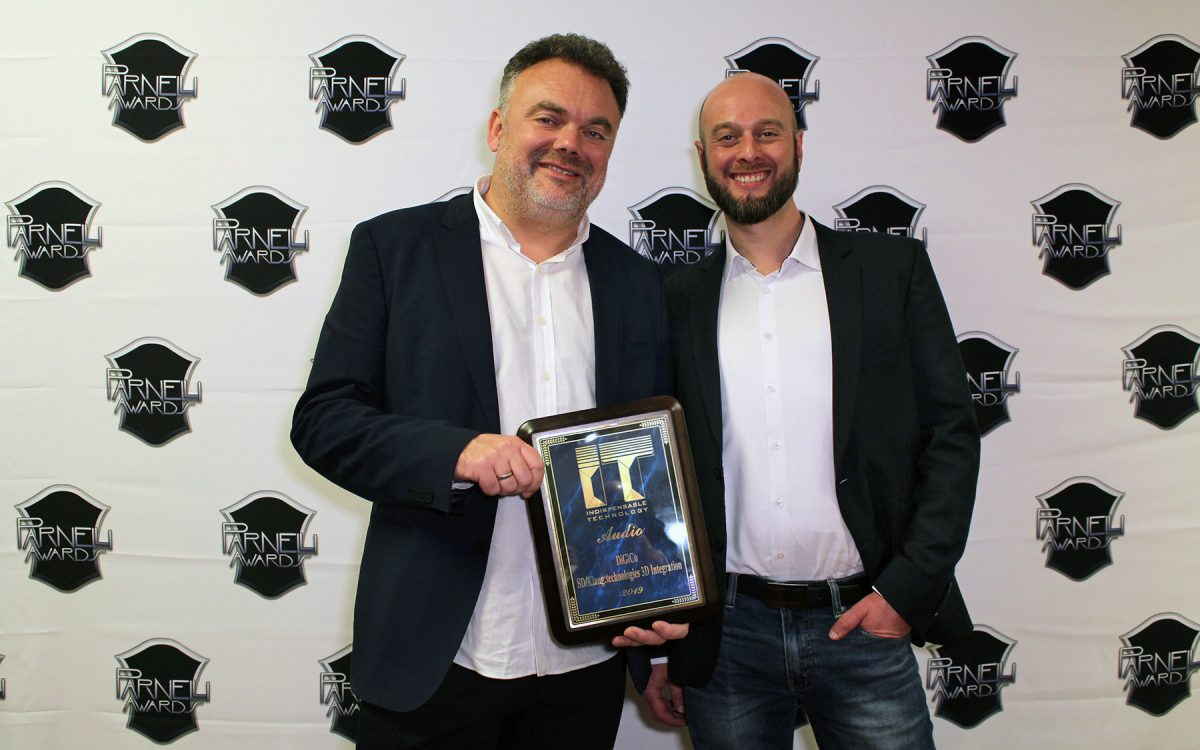 DiGiCo's KLANG Integration Nets Three Industry Awards at NAMM