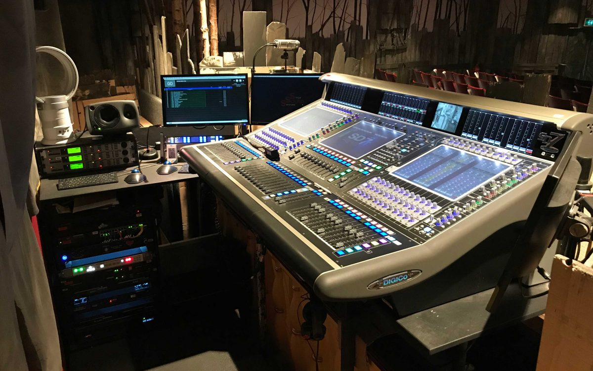 Stage Sound Services makes multiple DiGiCo Quantum 7 investment