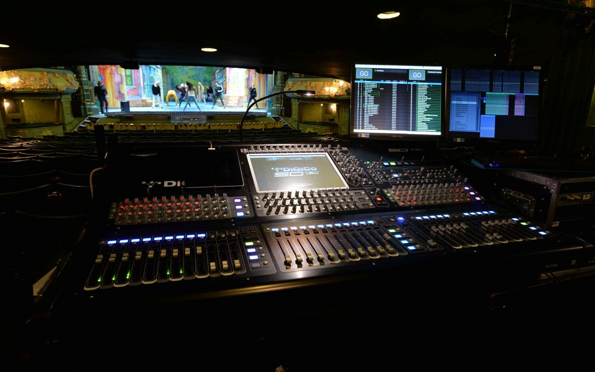 Leading regional entertainment complex steps up to DiGiCo  with Autograph