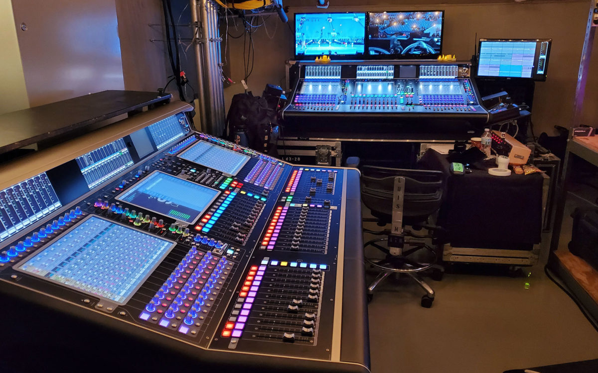 DiGiCo Consoles Were Sizzling For Super Bowl LIV's Hot Halftime Show