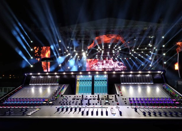 SLS Productions invests in DiGiCo SD5 and SD10 to cater for increasing demands of Middle East's international concert circuit