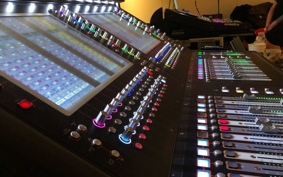 DiGiCo consoles vital component of fast-paced, 24-hour CovidHagen concert