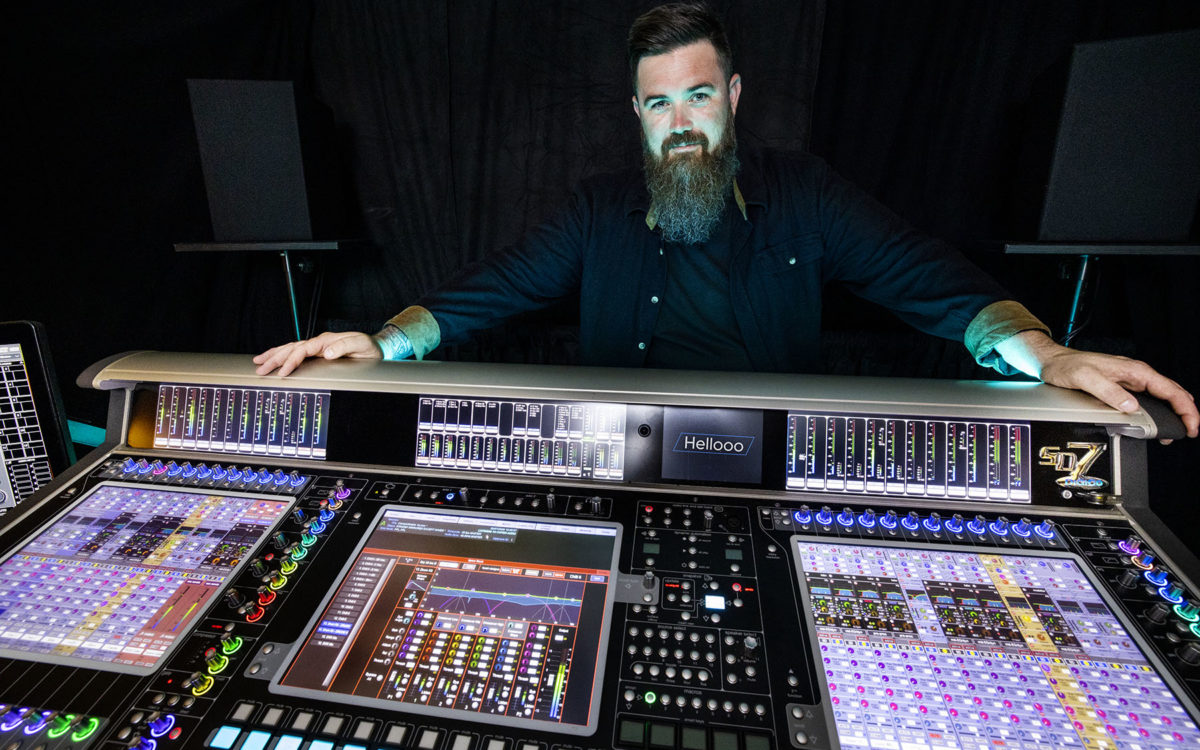 """DiGiCo and KLANG Help Hellooo TV Say """"Hellooo"""" to Ultra High-Quality Streamed Shows"""