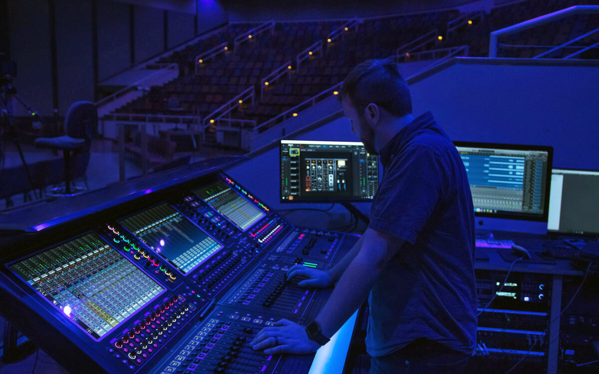 Chase Oaks Church Receives a Double Portion of DiGiCo Quantum Power