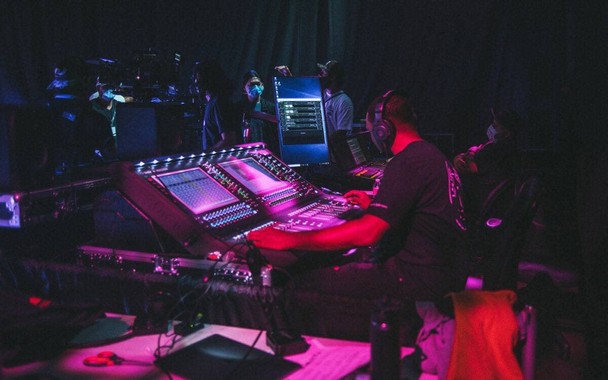 DiGiCo Quantum7 and SD12 Pair Loaded with KLANG Immersive System Give the Clients at Sixth Sense Creative House an Extrasensory Experience
