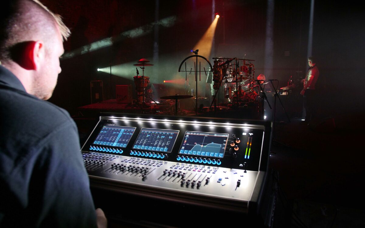 DiGiCo's S31 handles multiple roles with The Lockett-Vettese Band's streamed show