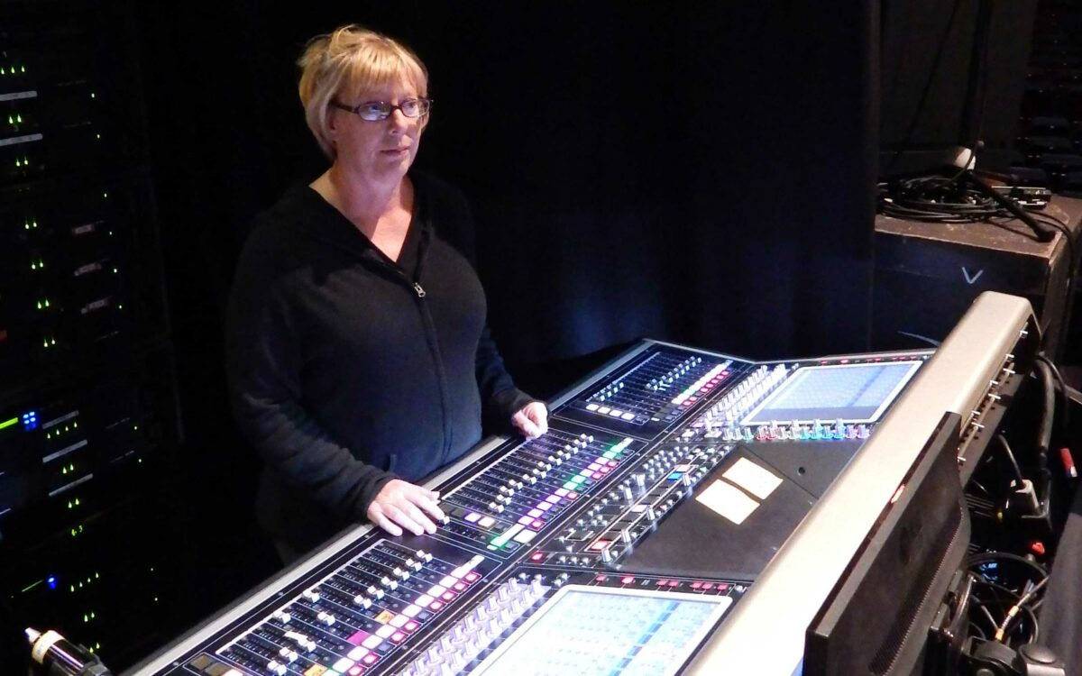 SoundGirls.org and lockdown: Karrie Keyes and Becky Pell talk attitude and DiGiCo consoles