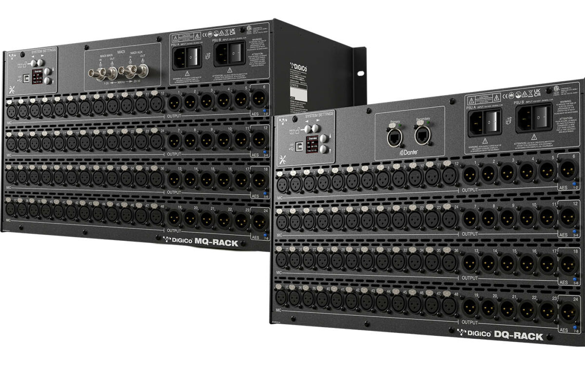 New Compact DiGiCo Quantum225 Brings Power and New Opportunity