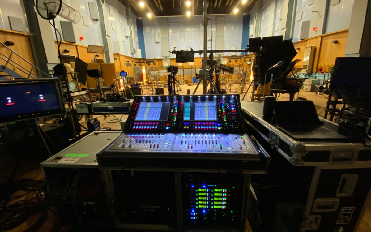 Intuitive handling makes DiGiCo first choice for  Celeste's monitor engineer