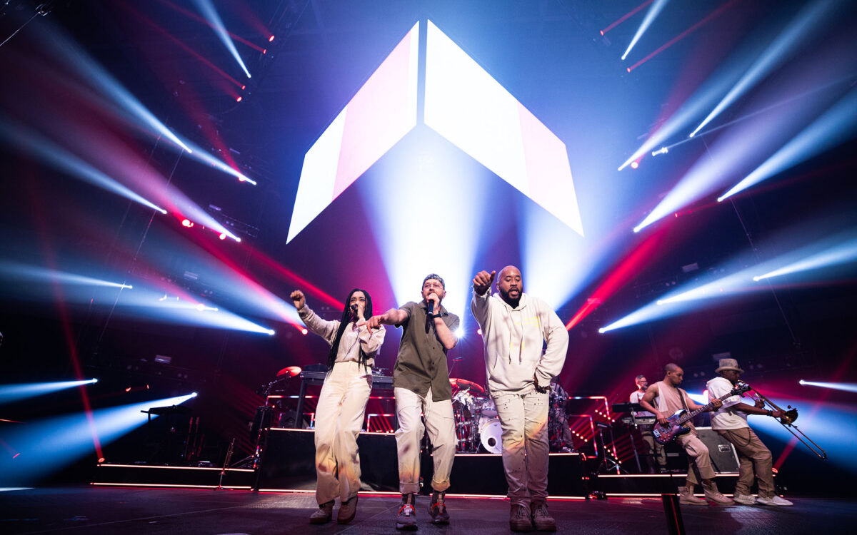 TobyMac Tour Carries DiGiCo On One Of North America's First Arena Runs