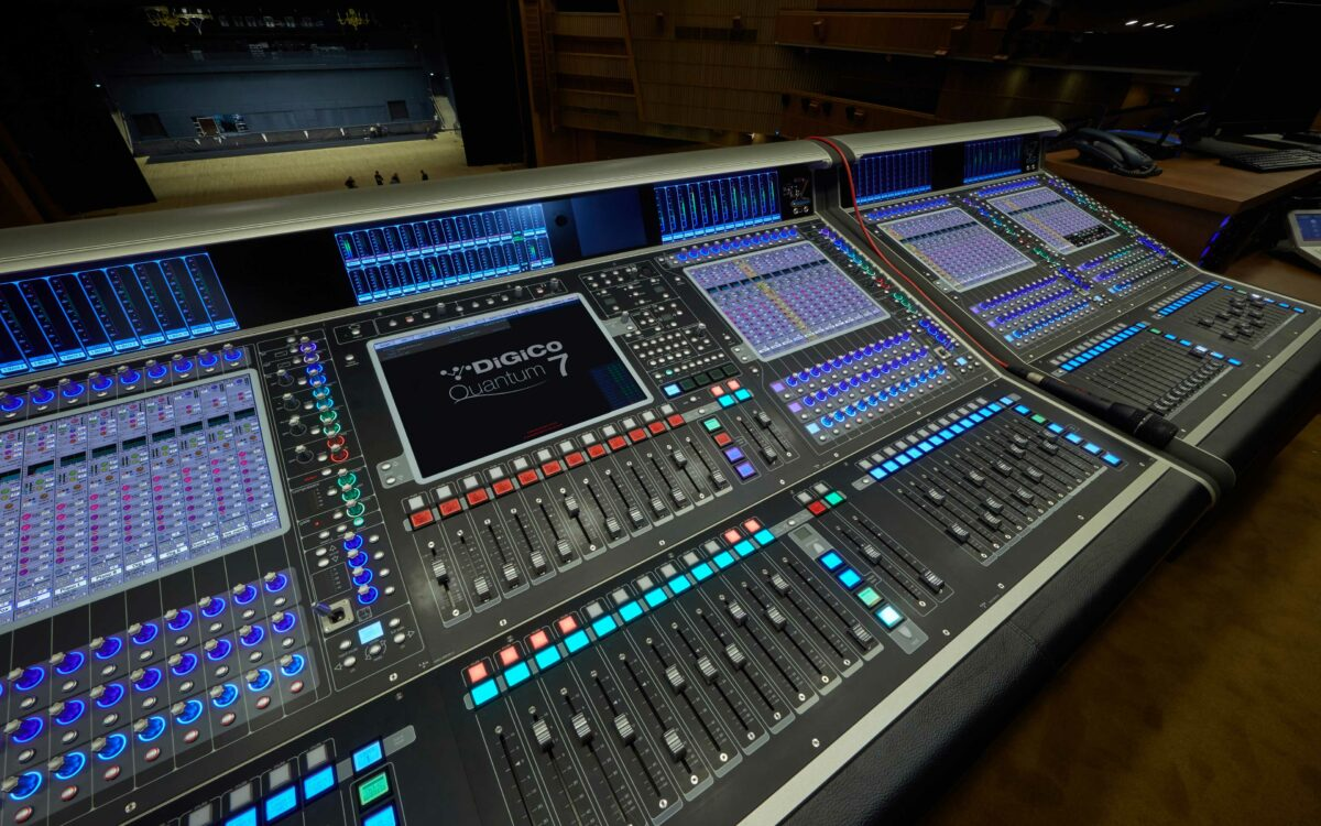 State Kremlin Palace receives royal sound upgrade with DiGiCo Quantum7 and Quantum338