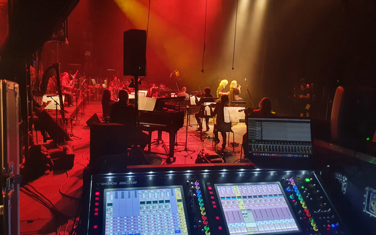 DiGiCo ecosystem helps tackle climate change