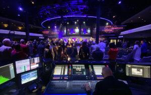 Living Word Christian Center now has a new DiGiCo Quantum338 console