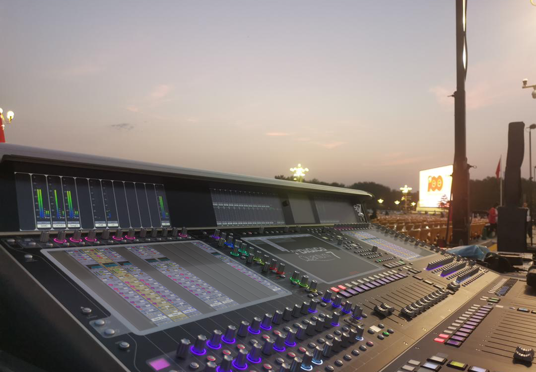 DiGiCo brings the sound of celebration to the CPC 100th Anniversary