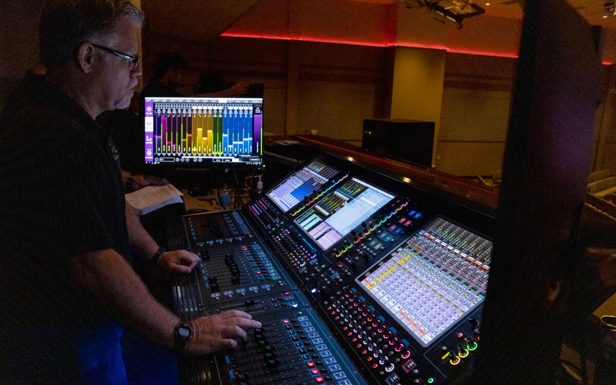 The Shepherd's Church Brings its Flock into the DiGiCo Ecosystem with a New Quantum338 Console and DMI-KLANG Card