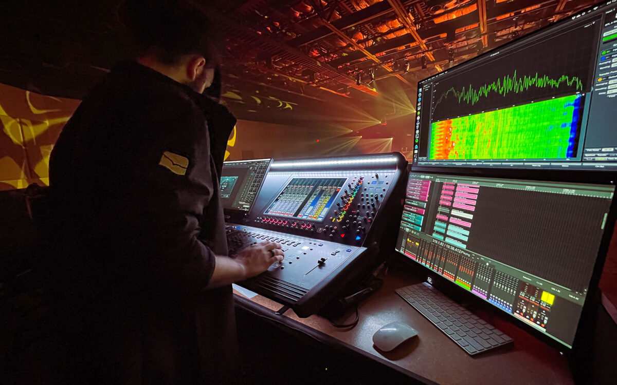 Eagle Brook Church Takes Wing With One Of The First DiGiCo Quantum225 Consoles