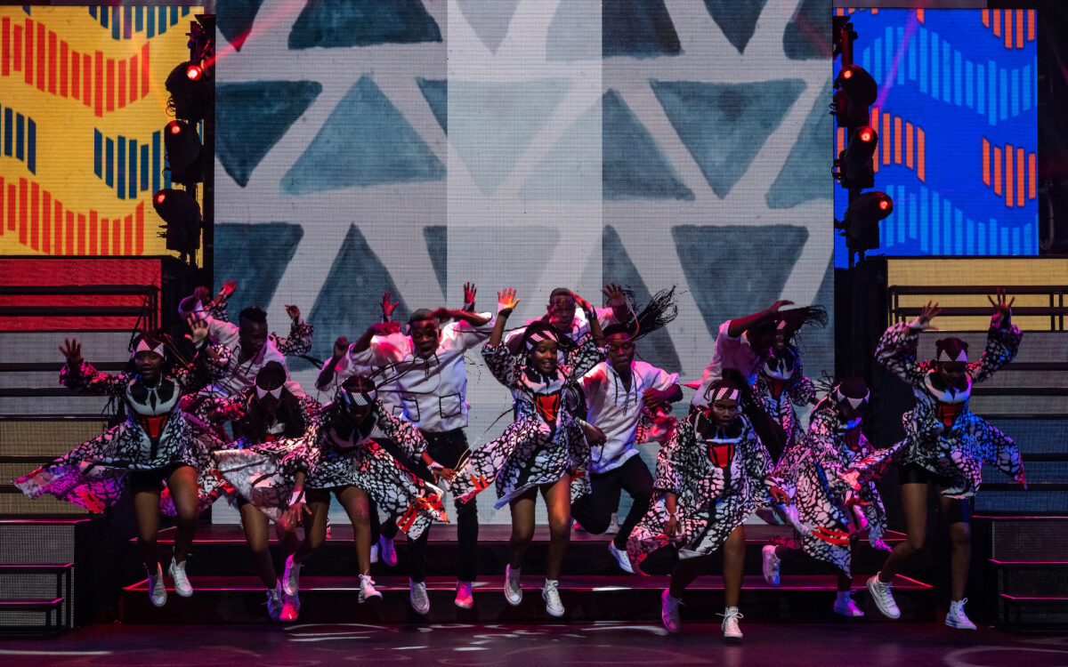 DiGiCo supports 'African Pulse – Celebrating Ndlovu Youth Choir' – a show that creates employment in the arts sector